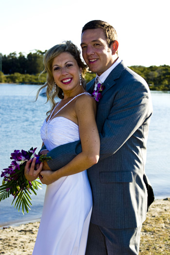 Atanas & Chantel's Wedding at Monterey Keys Northern Gold Coast Queensland