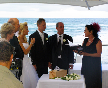 <empty>Marry Me Marilyn Wedding Oskars Burleigh Heads