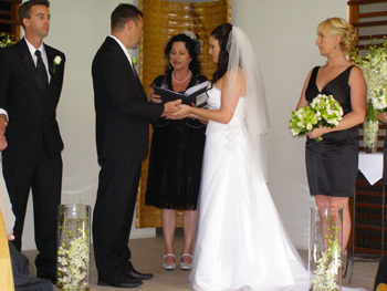 Testimonial Gemma and Sean's Wedding at Santai Resort Salt Kingscliff Tweed Coast Northern New South Wales