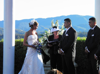 Marry Me Marilyn Karenina & August married at Glengariff Historic Estate in Dayboro North Brisbane