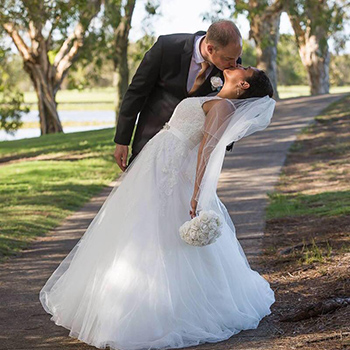 Marry Me Marilyn Wedding Celebrant Love Note Alice & Matt Wedding The Colonial Robina Gold Coast