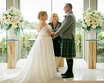 Marry Me Marilyn Caroline England & Mark Scotland Wedding Sanctuary Cove Chapel Intercontinental
