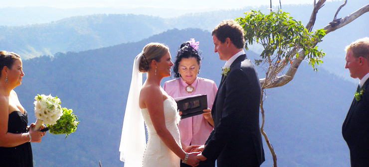 Marry Me Marilyn_Elisa_Paul Wedding Luke's Bluff O'Reilly's Rainforest Retreat