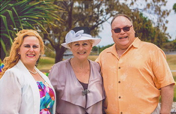 Marry Me Marilyn_Karren & Brian Handfasting Commitment Len Fox Park Labrador Gold Coast