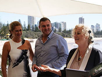 Marry Me Marilyn_Kellee & Gabrial Wedding Oskars on Burleigh Burleigh Heads