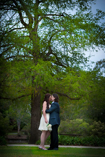 Marry Me Marilyn_Kirsty_Neil_Fun Elopement Gold Coast Botanic Gardens