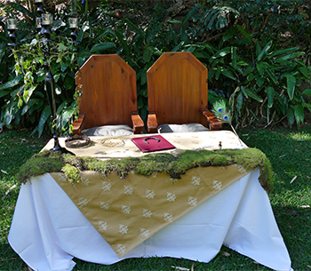 Marry Me Marilyn_Lucy & John's Viking Norse Wedding Woodlands of Marburg Queensland