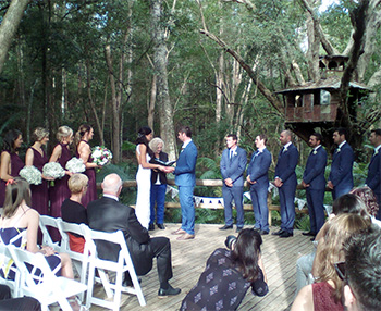 Marry Me Marilyn Megan & Michael Wedding Boomerang Farm Mudgeeraba Gold Coast