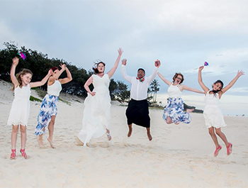 Marry Me Marilyn_Natasha & Leo Wedding Main Beach Gold Coast
