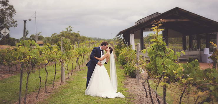 Marry Me Marilyn Love Story Nicola & Simon married at the beautiful Sirromet Winery Mt Cotton Redlands