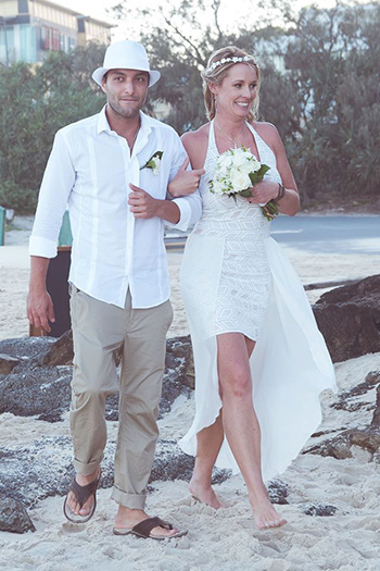 Marry Me Marilyn_Nicole & Paulo Wedding Elephant Rock Currumbin Beach Gold Coast