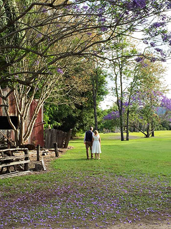 Marry Me Marilyn_Ursula & David married at Boomerang Farm in Mudgeeraba Gold Coast