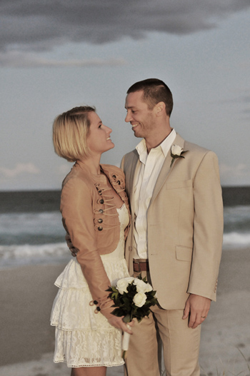 Marry Me Marilyn Wedding Celebrant married  Martijn & Merit on Main Beach on the Gold Coast by Marry Me Marilyn