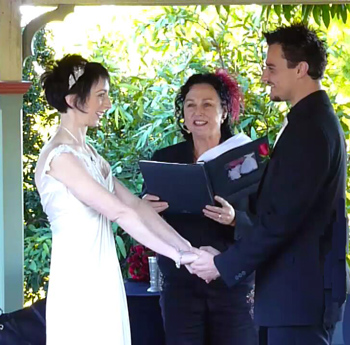 Olivia & Cameron's Wedding at Williamina Park East Brisbane