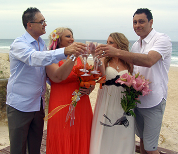 Renewal of Vows Wine Ceremony